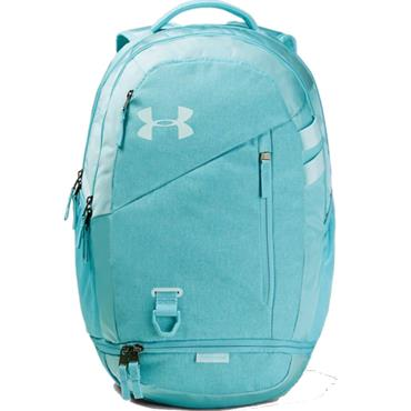 Under Armour Hustle 4.0 Backpack  Blue 425