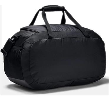 Under Armour Undeniable Medium Duffel 4.0  Black 002