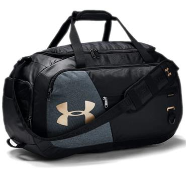 be9f7b8bf45 Under Armour Undeniable Medium Duffel 4.0 Black 002 ...