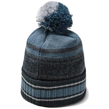 Under Armour Gents Pom Beanie  Grey 073
