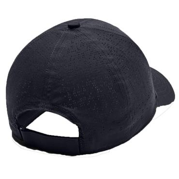 Under Armour Ladies Elevated Golf Cap Black 001