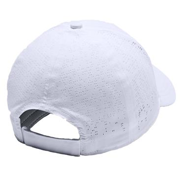 Under Armour Ladies Elevated Golf Cap  White 100