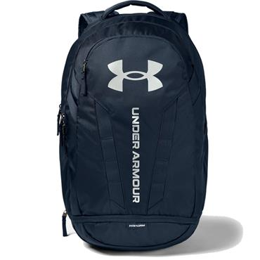 Under Armour Hustle 5.0 Backpack  Navy 408