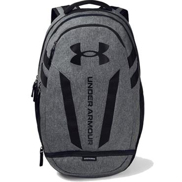 Under Armour Hustle 5.0 Backpack  Black 002