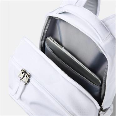 Under Armour Hustle 5.0 Backpack  White 101
