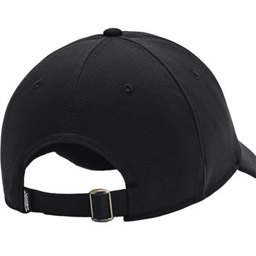Under Armour Gents Blitzing Adj. Hat  Black 001
