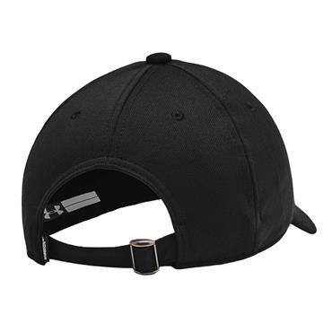 Under Armour Boys Blitzing Adj. Hat . Black 001