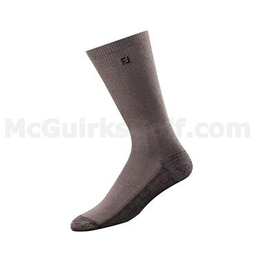 FootJoy Gents ProDry Crew Socks  Charcoal