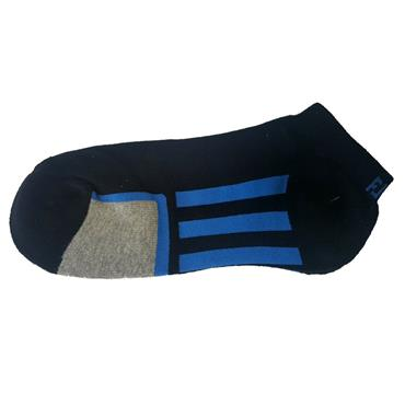 FootJoy Gents ProDry Sport Socks  Black/Blue