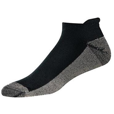 FootJoy Gents ProDry Roll Tab Socks  Black