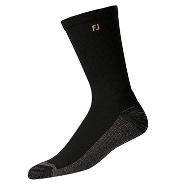 FootJoy ProDry Crew Socks  Black