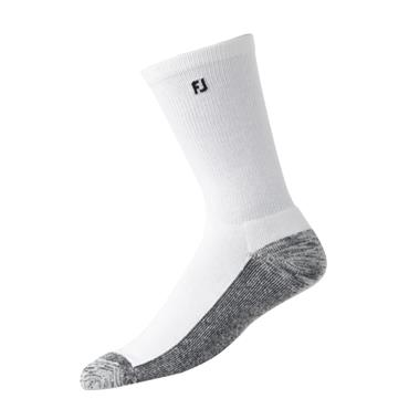 FootJoy ProDry Crew Socks  White