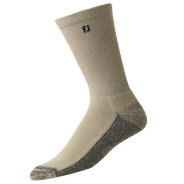 FootJoy Gents ProDry Crew Socks  Driftwood