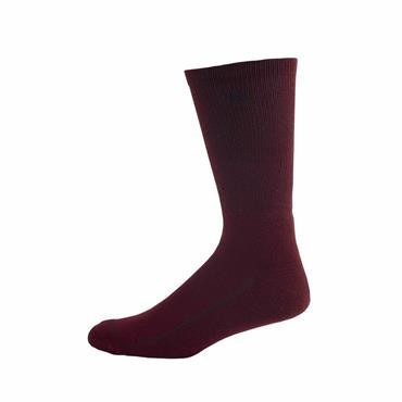 FootJoy Prodry Crew Fashion Socks  Burgundy