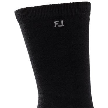 FootJoy Ladies Prodry Lightweight Crew Socks  Black