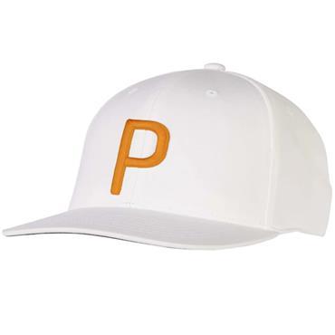 Puma Snapback Cap  White