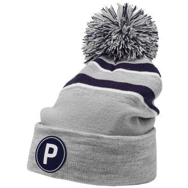 Puma Gents Pwrwarm Pom Beanie Hat  Quarry