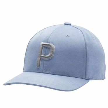 Puma Gents P110 Snap Cap  Blue Bell