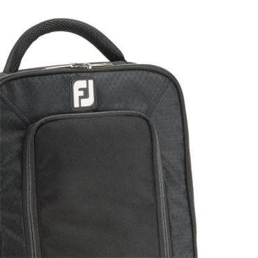 FootJoy Deluxe Shoe Bag  Black