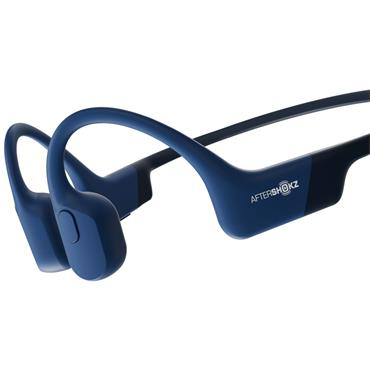 Aftershokz Aeropex Headphones  Blue Eclipse