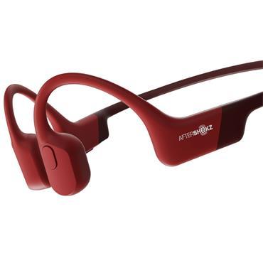 Aftershokz Aeropex Headphones  Solar Red