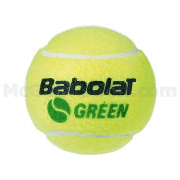 Babolat 501034 Bab Green [3] Tennis Ba  Yellow