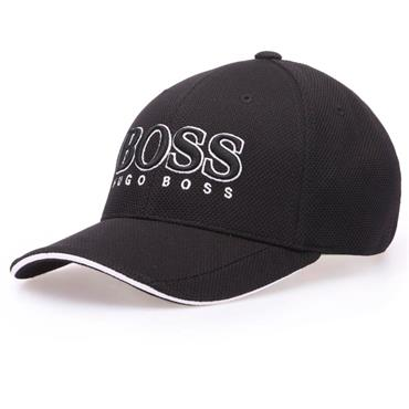 BOSS Gents Baseball Cap US  Black 001