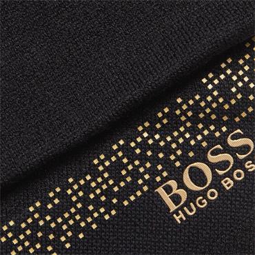 BOSS Gents Axello Scarf  Black 001