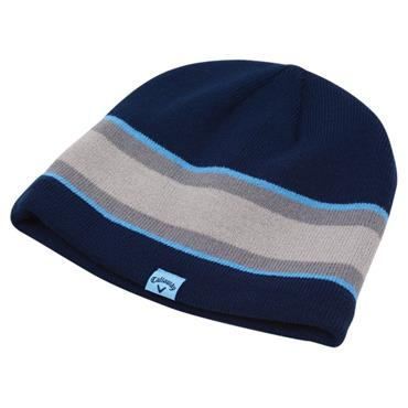 334deaabc Callaway Gents Winter Chill Beanie Navy/Blue ...