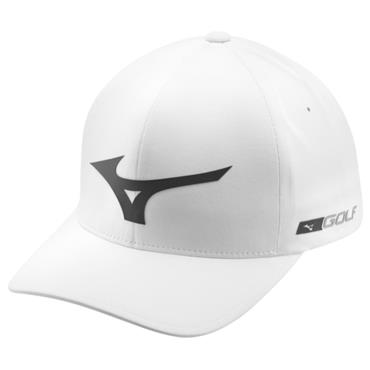 Mizuno Gents Tour Delta Cap White