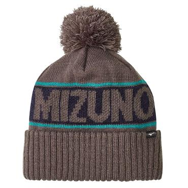 Mizuno BT Bobble Hat  Charcoal