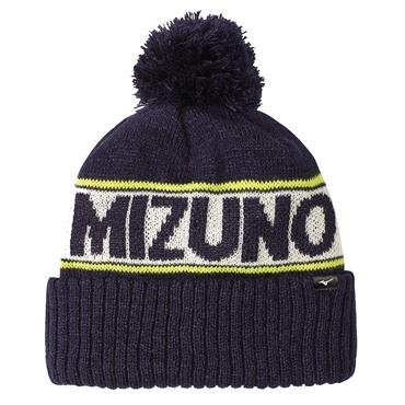 Mizuno BT Bobble Hat  Deep Navy