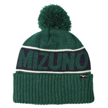 Mizuno BT Bobble Hat  Green