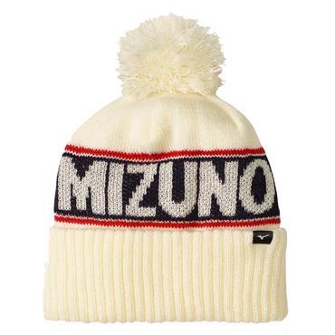 Mizuno BT Bobble Hat  White