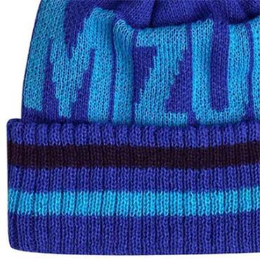 Mizuno BT Bobble Hat  Blue