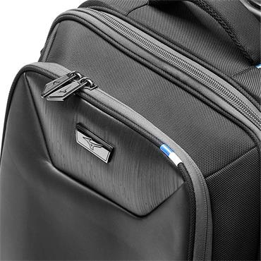 Mizuno Traveller Suitcase  Black