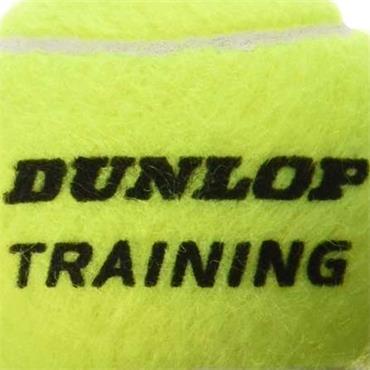 Dunlop 605031 Training Tennis Ball  Yellow