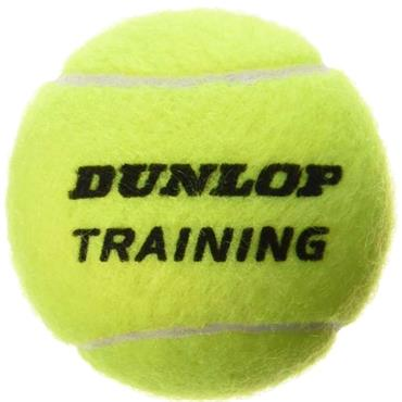 Dunlop 605031 Training Tennis Ball  Yellow