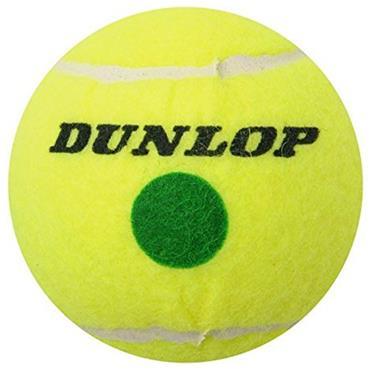 Dunlop D TB Stage-1 Tennis Balls  Green