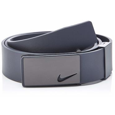 Nike Sleek Plaque Belt  Navy 454