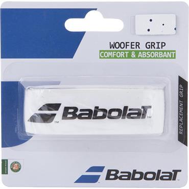 Babolat Woofer Grip  White/Blue