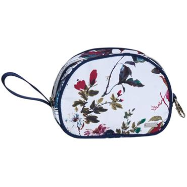 Abacus Marion Small Purse  Ecru Flower