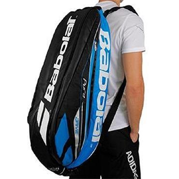 Babolat 751171 Bab RH x 6 Pure Drive Bag  Blue