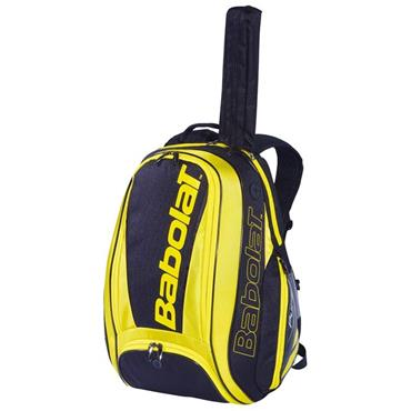 Babolat Pure Aero Backpack Tennis Bag  Yellow/Black