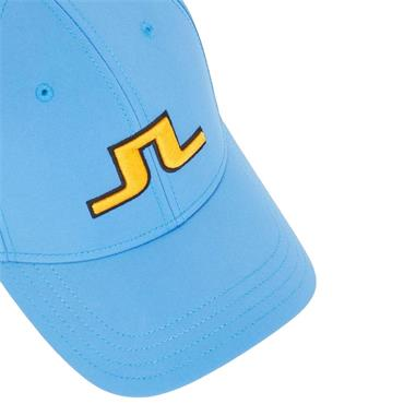 J.Lindeberg Angus Tech Stretch Cap  Blue 6360