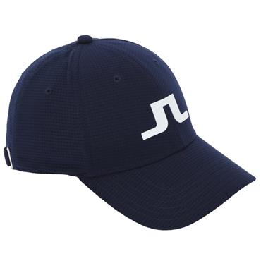 J.Lindeberg Caden Tech Mesh Cap  JL Navy 6855
