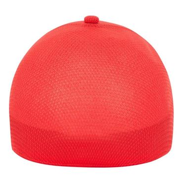 J.Lindeberg Ace Mesh Seamless Cap Medium Red 4300