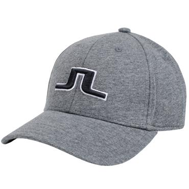 J.Lindeberg Sweat Tech Jersey Cap  Grey 9489