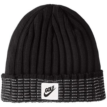 Nike Gents Cuffed Beanie  Black (010)