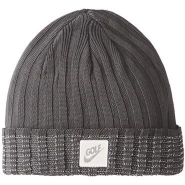 Nike Gents Cuffed Beanie  Grey 021